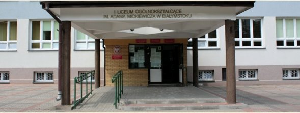 Forum klasy B 1 LO W Białymstoku 2011-2014(??)